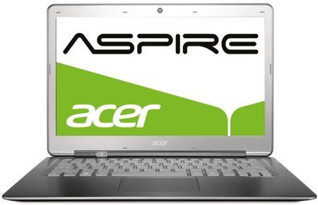Acer Aspire S3 13,3? Ultrabook mit Core i5 nur 469€ (Preisvergleich 499€)