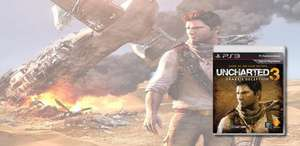 Uncharted 3 - Drake's Deception (Game of the Year)