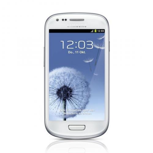 Samsung Galaxy S3 mini i8190 marble-white für 205€ @getgoods.de