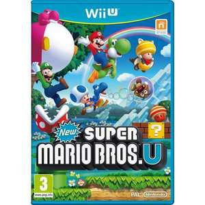 New Super Mario Bros U für die Wii U @amazon.it