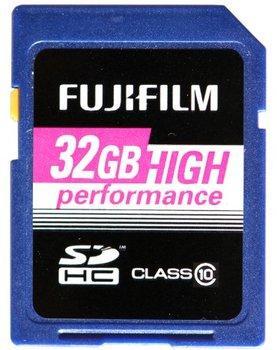 Fuji SDHC 32GB Class 6? für 19,99€ inkl. Versand