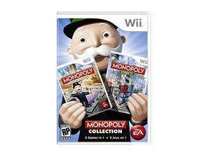 Monopoly Collection (Nintendo Wii) für 12,13€ @ Amazon (marketplace)
