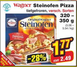 [Offline] Wagner Steinofen Pizza bei netto & netto-city 1,77 €