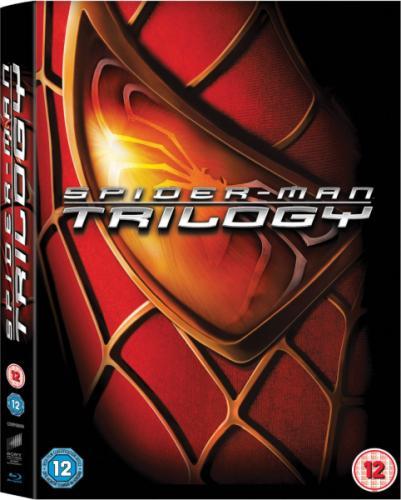 Spiderman Trilogie Bluray@thehut