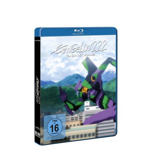 Neon Genesis Evangelion 1.11 und 2.22 Bluray bei Amazon für je 9 EUR