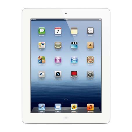 Apple iPad 4 Retina Display 16GB Wifi weiß für 429€