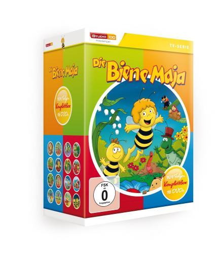 (Amazon) Die Biene Maja - Komplettbox [16 DVDs] für 54,97 €