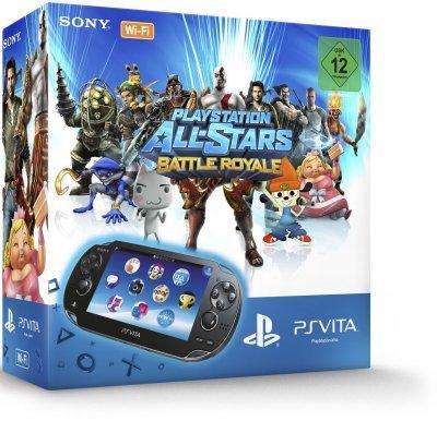 Vita Wifi + PlayStation All-Stars: Battle Royale [Amazon WHD]