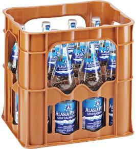 Alasia Perle Natürliches Mineralwasser 41% billiger (Regional?)