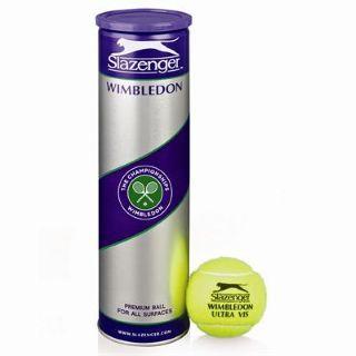[sportsdirect] div. Tennisbälle, z.B. Slazenger Wimbledon Ultra Vis 3 € + 1 € Versand