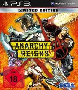 (UK) Anarchy Reigns (Limited Edition) [PS3] für ca. 11.64€ @ Zavvi