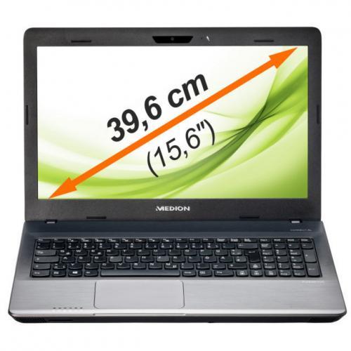 """MEDION MD 99070 E6232 Notebook -- 15,6"""" -- Core i3 -- 4GB -- 1TB -- Windows 8 -- B-Ware für 359,-"""