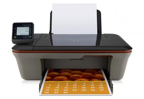 HP DeskJet 3050A (Tintenstrahldrucker, Scanner, Kopierer) WLAN  für 59,00 € @ Cyberport