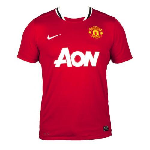 Nike Manchester United Home Shirt 2011 2012 in XL für 7,00 Euro + 1 EUR Versand ( Sportsdirect.com )