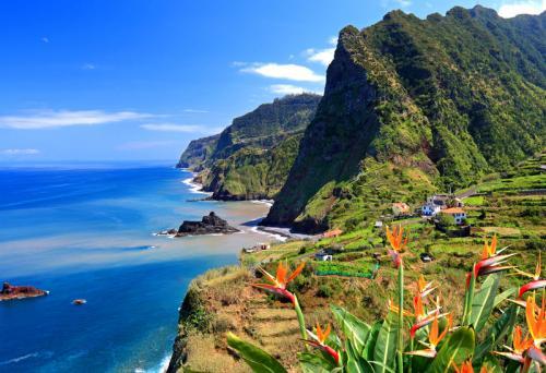 1 Woche Madeira - 4-Sterne Hotel inkl. Flug