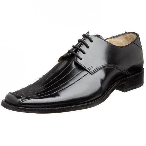 Für die Kroko-Riesen: Melvin & Hamilton Business Schuh in 52 @Zalando