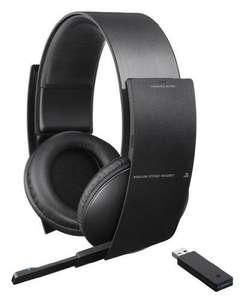 Sony Wireless Stereo Headset (PS3) für 75,96 € inkl. Versand @ Amazon.co.uk
