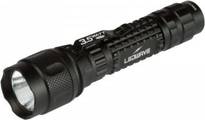 Ledwave XP-55 LED Taschenlampe / über 55% Ersparnis - keine China-Produktion