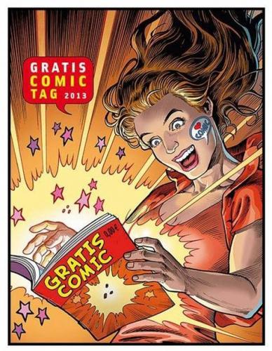 [Bundesweit] Gratis Comic Tag am 11.05.13
