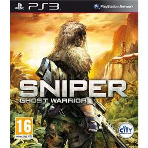 PS3 - Sniper: Ghost Warrior für €3,11 [@TheHut.com]
