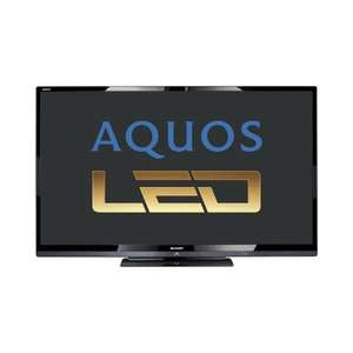 Sharp LC60LE635E 152 cm (60 Zoll) LED-Backlight-Fernseher, Energieeffizienzklasse A+ (Full-HD, 100 Hz, DVB-T/C/S2, CI+, SmartTV)