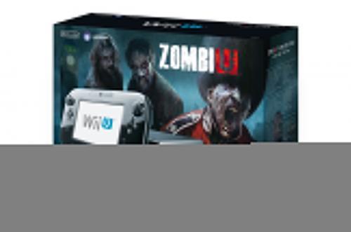 Nintendo Wii U ZombieU Premium Pack Limited Edition - 299€