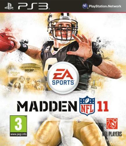 * PS3 * Madden NFL 11 für ~ 5,30€ bei thehut.com