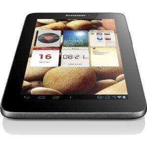 Lenovo IdeaTab A2107A 17,8 cm (7 Zoll) Tablet-PC (MTK 6575, 1GHz, 3G, 16GB HDD, Android 4.0) - amazon - 159,90€