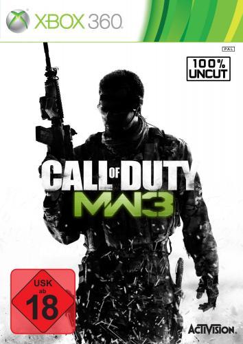 Call of Duty: Modern Warfare 3 XBOX 360