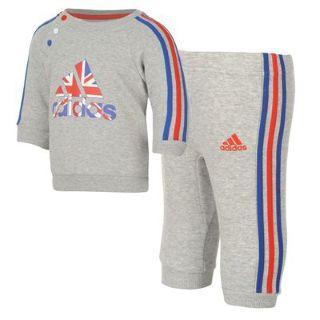 Adidas UK Jogging Anzug für Babys