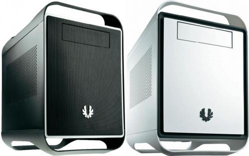 """Bitfenix™ - Mini-ITX Gehäuse """"Prodigy"""" mit USB3.0 (Weiß,Schwarz) ab €57,08 [@Voelkner.de]"""