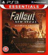 Fallout New Vegas Ultimate Edition Essentials (Playstation 3) für 13,57 € @ wowhd.co.uk