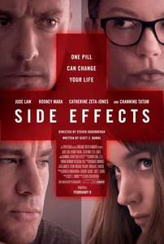 Und weiter geht es: Fast Kostenlos ins Kino zu Side Effects - next chance!  - jetzt 24.04.