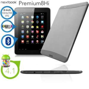 "8"" Android 4.1 Jelly Bean Tablet für 106 EUR [ibood]"