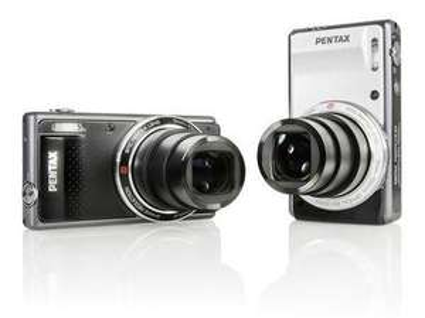 PENTAX Kompaktkamera Optio VS 20, schwarz @Brands4Friends für nur 84,80