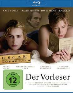 Der Vorleser - BluRay - Amazon - 7,90€ Bestpreis
