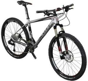 "Scott Scale 10 (2012) - 26"" Carbon Hardtail"