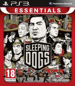 XBox360/PS3 - Sleeping Dogs für €11,71 [@Zavvi.com]