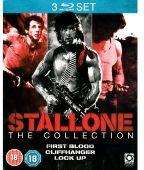 [BluRay] Rambo, Cliffhanger and Lock Up; Stallone Tripple für 8,49 @wowhd.de (Nur HEUTE!)