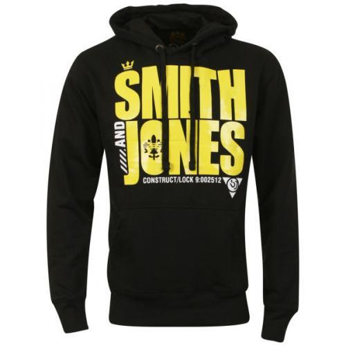 """(UK) Smith & Jones Hoddie """"Therello Sweatshirt"""" für 12.87€ @ Zavvi"""