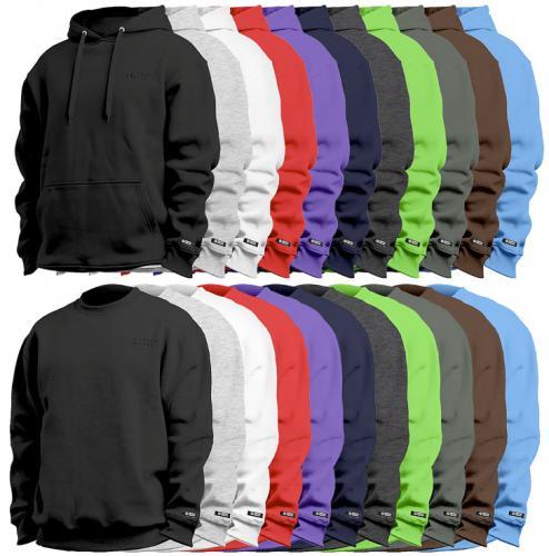 Hoodies und Sweatshirts von SOUTHPOLE für nur EUR 16,99 - versandkostenfrei!