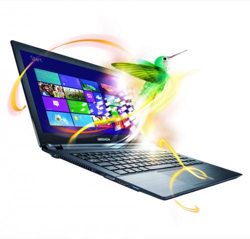 "MEDION® AKOYA® S4216 ULTRABOOK 14"" (i3-3217U, non-glare, 4GB, USB 3.0, 1.000GB, 32 GB SSD) B-Ware"