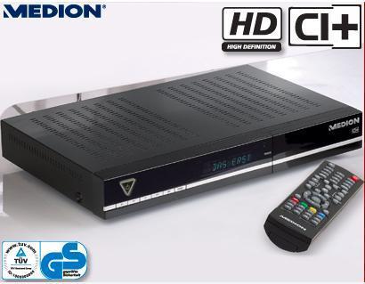 HD-Satelliten-Receiver bei Aldi mit Twin-Tuner