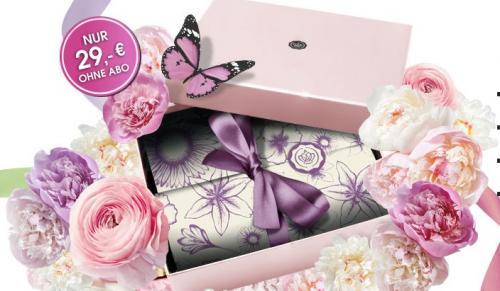Glossybox für den Muttertag im Wert von 80€ für 29€