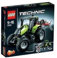 4 verschiedene Lego-Sets (u.a. Traktor 9393 von Lego-Technic) für je  9,99 statt 26,99 lokal ?