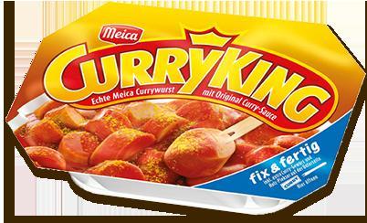 Meica Curry King 10er Pack im Kaufland Berlin für 1,20€/Stück
