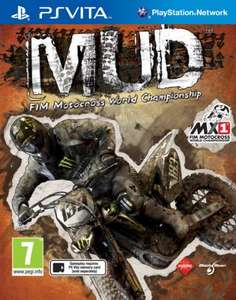 PS Vita - MUD: FIM Motocross World Championship für €11,64 [@TheHut.com]