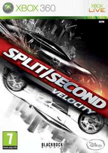 Split/Second (Xbox 360/PS3) für 7,34 €/9,44 € @ thehut