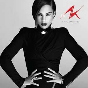 Amazon Student Geburtstag: Girl On Fire von Alicia Keys für 3,49 € (MP3-Download)