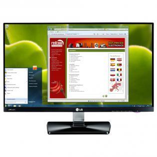 LG ELECTRONICS IPS237L-BN LED Cinema Design für 139.00 Euro mit Gutscheincode